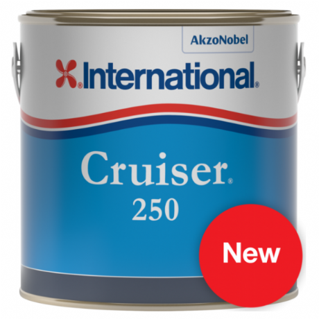 International Cruiser 250 Antifouling Paint